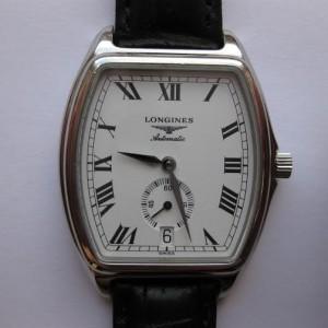 продать мужские часы Longines